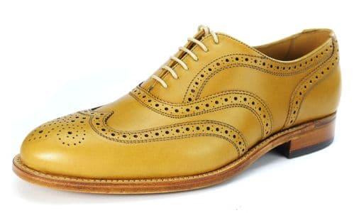 Charles Horrel Cambridge CH2006 Tan Brown Shoes